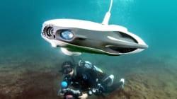 水中ドローンは、海に革命をもたらすのか