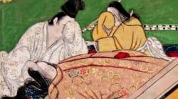 「幻」の源氏物語絵巻、フランスで見つかる。夕顔の死を描いた場面