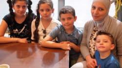 シリア人の27歳母は、臨月のまま3人の子を連れて難民ボートに乗った