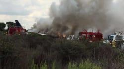 Aeroméxico cesa a los 3 pilotos del avión accidentado en