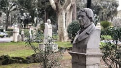 Los bustos de la Villa Borghese en