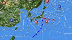 22日 関東、天気は回復方向へ