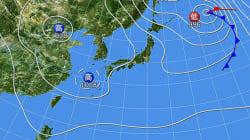 18日夜の東京は雨。帰宅時間には土砂降りの可能性