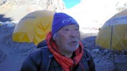 86歳三浦雄一郎さん、南米最高峰のアコンカグア登頂断念