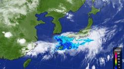 5月26日の午後、関東周辺で局地的な雷雨か