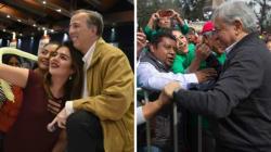 López Obrador tan parecido a Meade para