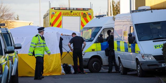 """Affaire Skripal: Londres accuse Moscou de mentir sur les suspects """"civils"""" retrouvés."""
