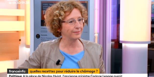 Macron plus fort que Chirac et Sarkozy contre le chômage? La question qui fâche du HuffPost à Muriel Pénicaud sur Franceinfo