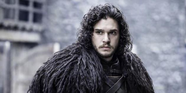 """Dans le dernier épisode de la saison 6, Jon Snow était proclamé """"King of the North""""..."""