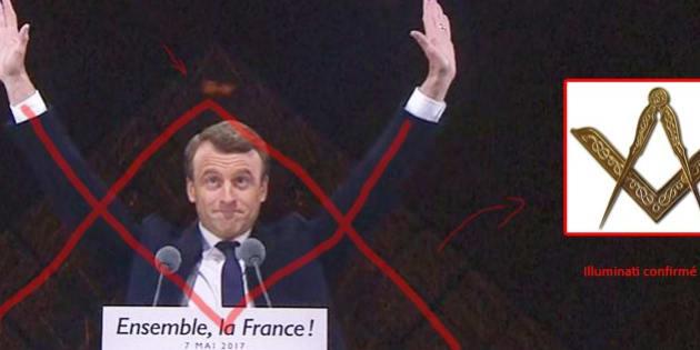 Bildergebnis für Emmanuel Macron freimaurer