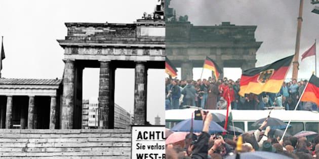 ベルリンの壁「崩壊」から10316...