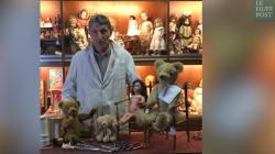A la clinique des peluches, je répare nounours, poupées et