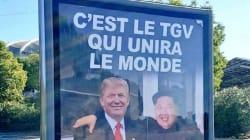 L'étrange idée de Robert Ménard pour réclamer l'arrivée du TGV à