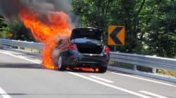 BMW車、韓国で出火が相次ぐ 政府が運転中止命令を要請