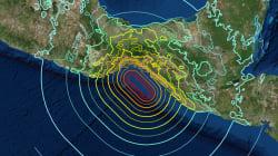 🔉 Así se escuchó la tierra durante el sismo del