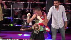 Valeria, fidanzata di dj Fabo, diventa campionessa mondiale di boxe. E ora può scendere dal