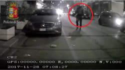 Il video del body builder che litiga con un tassista, lo picchia e gli stacca il lobo dell'orecchio a