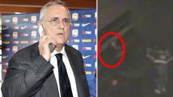 La sfuriata di Lotito al telefono con Inzaghi: