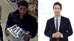 Cops Searching For A Ross From 'Friends' Look-Alike Suspected Of
