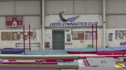 Ce gymnaste a battu un record avec cet incroyable saut