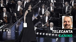 La mia solidarietà ai maestri dell'orchestra. Studiare anni, per suonare melodie