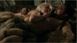 Khaleesi et Khal Drogo s'entendent mieux dans la vraie vie que dans «Game of
