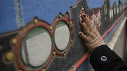 'Manos a la pared', el primer circuito de murales para débiles