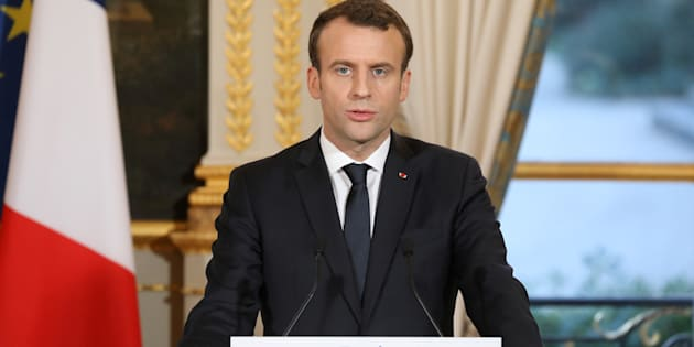 Macron avait-il le droit de frapper la Syrie sans l'accord du Parlement?
