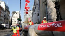 BLOGUE Projet de pipeline Trans Mountain: le choix appartient aux