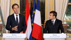 Macron réclame des clarifications des Pays-Bas sur Air
