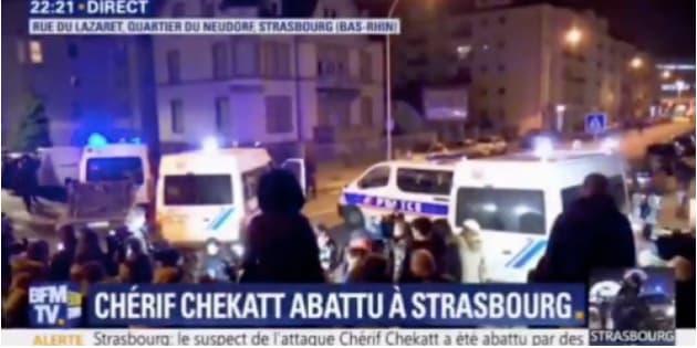 Attentat de Strasbourg : BFMTV s'excuse après avoir diffusé