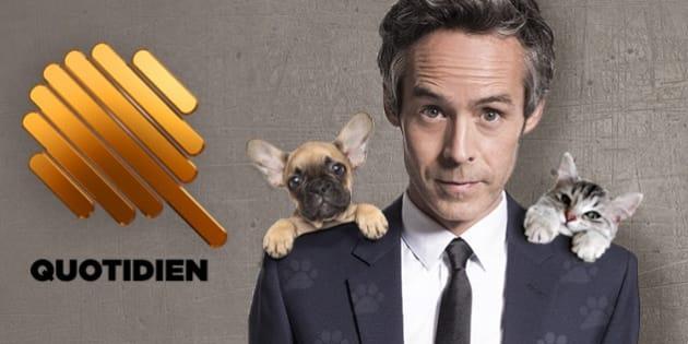 """""""Quotidien spécial Chiens et Chats"""" sur TF1"""