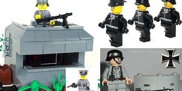 De faux Lego Nazis en vente sur Amazon