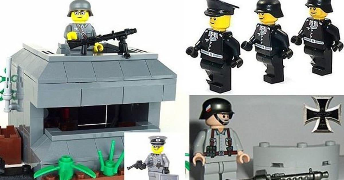 de faux lego nazis en vente sur amazon le huffington post. Black Bedroom Furniture Sets. Home Design Ideas