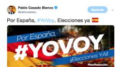 El tuit que destroza a Pablo Casado en cinco palabras: más de 8.000 compartidos y