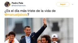 Le preguntan a Manuel Jabois si es el día más triste de su vida por lo de Ronaldo y no sabemos qué decir de su