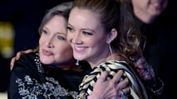 Billie Lourd Shares Sweet Throwback With Mum Carrie