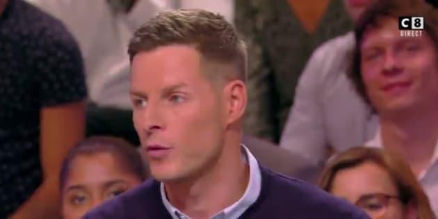 Matthieu Delormeau lynche violemment Jeremstar — TPMP