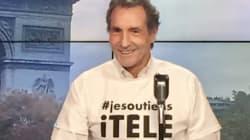 À l'antenne de BFMTV, Jean-Jacques Bourdin affiche son soutien aux grévistes