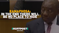Ramaphosa: Give President Zuma 'Time And Space' To Set Up State Capture