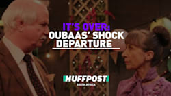 Hilda and Oubaas have called it quits and South Africans are