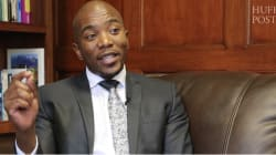 Maimane: It Is 'Impossible' For Zuma To Look Me In The Eye In The Sona