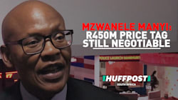 The R450m Price Ain't Right: Mzwanele Manyi Hopes To 'Knock Down' ANN7/TNA Price