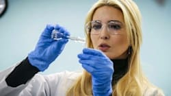 Ivanka Trump Called Out For 'Cosplaying' As A Scientist In Latest Weird Photo