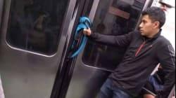 La historia de la mochila atorada en el Metro con la que nos podemos sentir