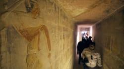 Quattromila anni dopo riapre la tomba di Mehu in