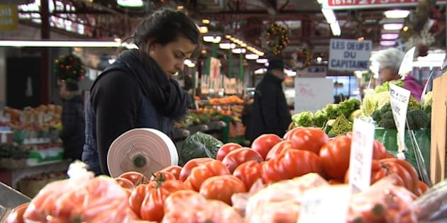 Un projet communautaire vise à réduire le gaspillage alimentaire au marché Jean-Talon.
