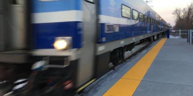 11 départs annulés de lundi à mercredi — Train de banlieue