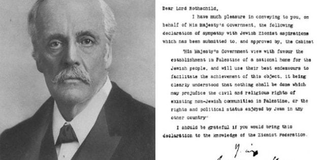 La déclaration Balfour et la ratification internationale qui a suivi ont validé le sionisme comme l'expression légitime des droits inaliénables du peuple juif dans sa patrie historique.