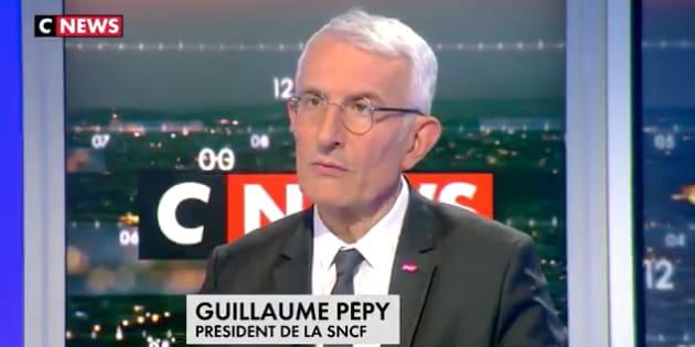 Grève SNCF: Pour Guillaume Pépy, les conditions sont réunies pour sortir du conflit dès maintenant.